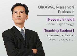 OIKAWA, Masanori Associate Professor