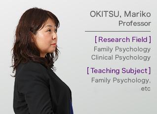 OKITSU, Mariko Professor