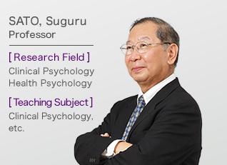 SATO, SuguruProfessor