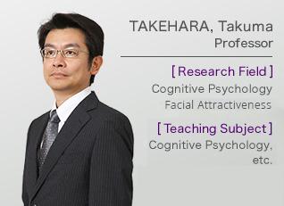 TAKEHARA, Takuma Professor