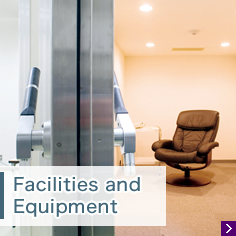 Introduction to facilities and equipment