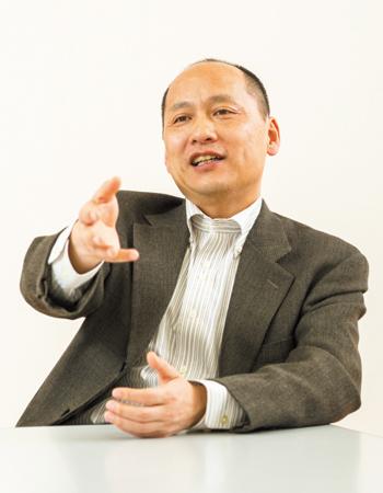 中谷内 教授
