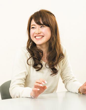 菱田 彩香さん