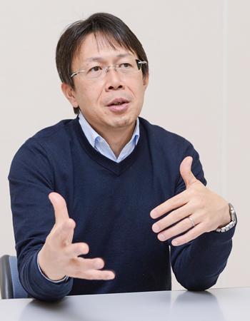 武藤 崇教授